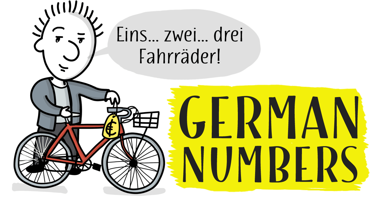 Learn how to say German numbers (with audio)